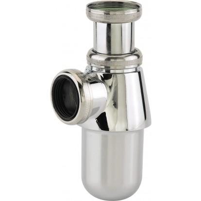 Siphon laiton réglable lavabo Valentin - Diamètre 32 mm