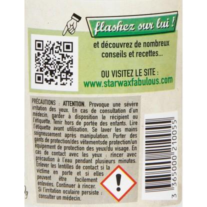 Acide citrique Starwax The Fabulous - 400 g