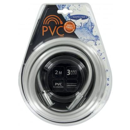 Flexible PVC anti-twist Neptune - Longueur 2 m