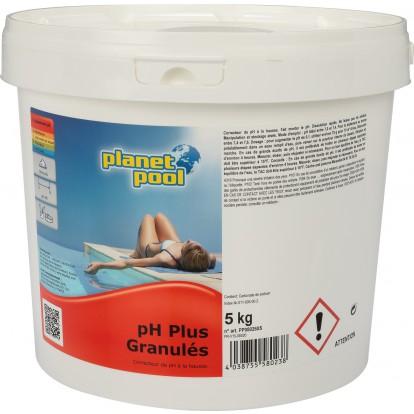 Correcteur PH+ Planet Pool - Seau 5 kg