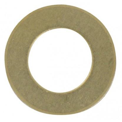 Bague laiton pour gond - Diamètre intérieur 17 mm - Vendu par 8