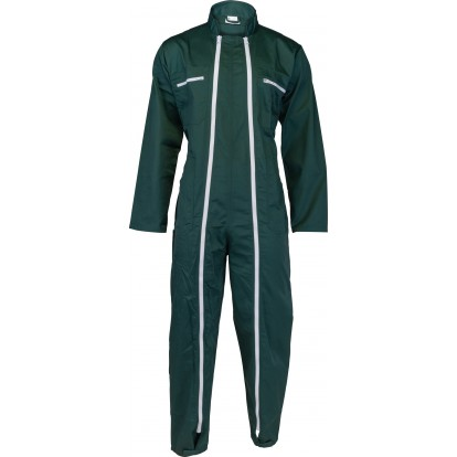 Combinaison de travail double Zip Factory Coverguard - Taille XXL - Verte