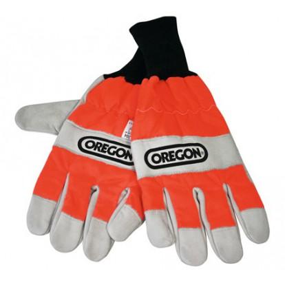 Gants de protection pour tronçonneuse Oregon - Taille XL