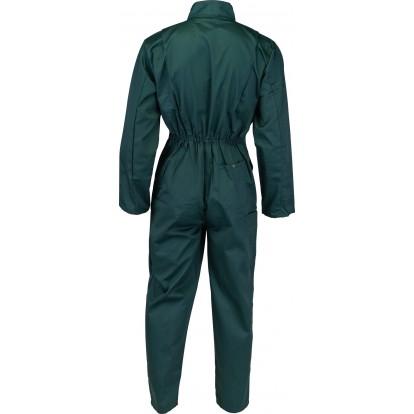 Combinaison de travail double Zip Factory Coverguard - Taille M - Verte