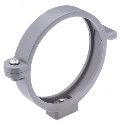 Collier à charniere Girpi - Gris - Diamètre 125 mm