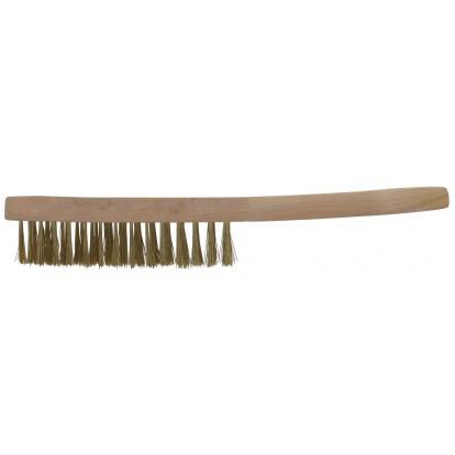 Brosse à manche laiton SCID - Longueur 24 mm