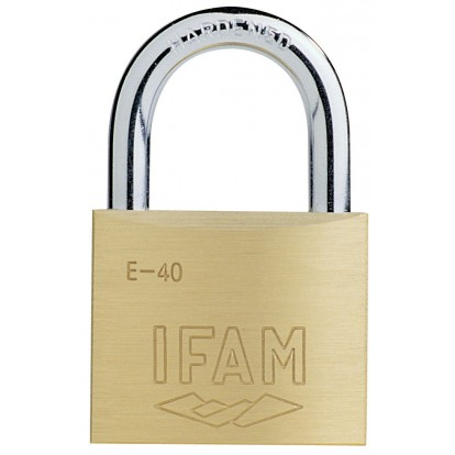 Cadenas laiton haute résistance Ifam - Anse 5,5 mm - Longueur 35 mm
