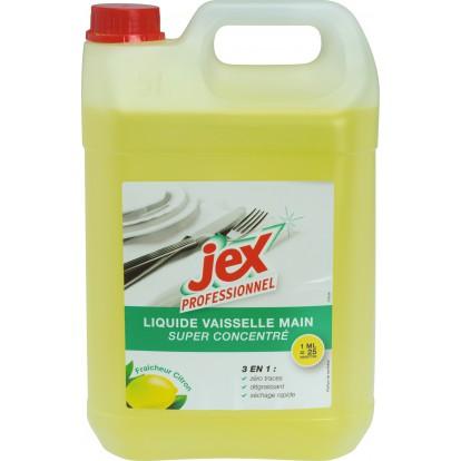 Liquide vaisselle Jex pro - Bidon 5 l
