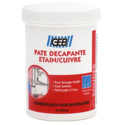Décapant pâte Geb - Pot 150 ml