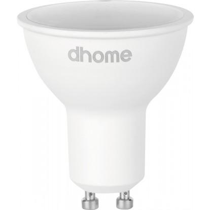 Ampoule LED GU10  dhome - 100° - 350 Lumens - 4 W - 4000 K - Vendu par 2