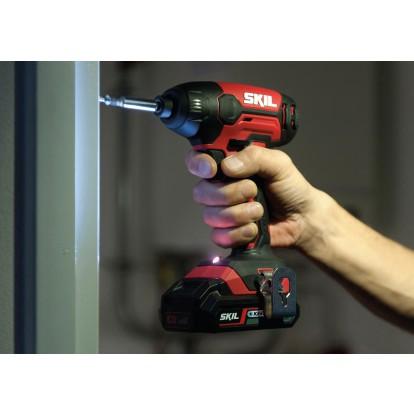Visseuse à chocs sans-fil avec batterie - 18 V - SKIL