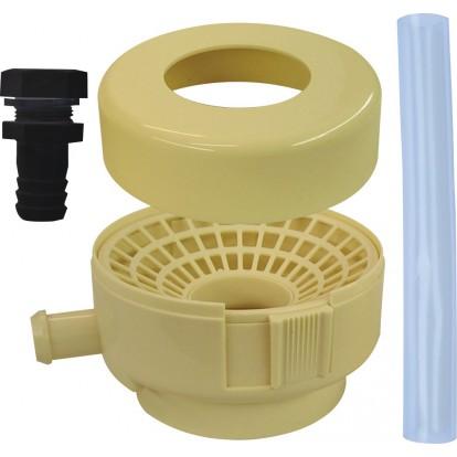 Kit de connexion chéneau pour récupérateur d'eau Bellijardin