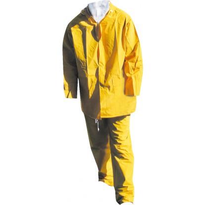 Ensemble de pluie jaune Lari - Taille XL