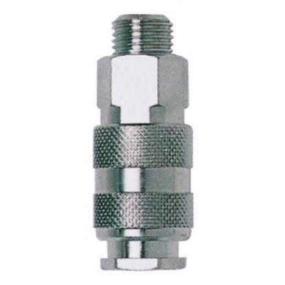 Coupleur universel rapide métal Mecafer - 1/4 M