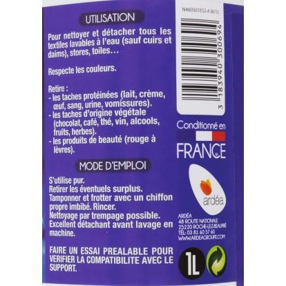 Nettoyant tissu surpuissant Onyx - Bouteille 1 l