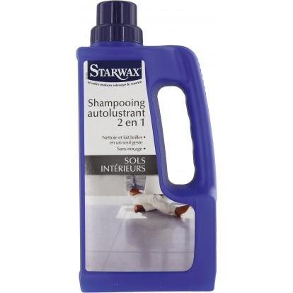 Shampooing autolustrant Starwax - Bidon 1 l