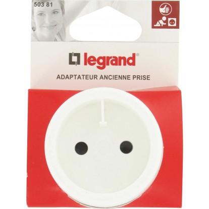 Adaptateur pour ancienne prise Legrand