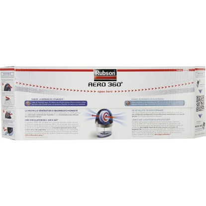 Recharge Power Tab Rubson - Vendu par 6