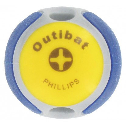 Tournevis Phillips Outibat - PH2 x 25 mm