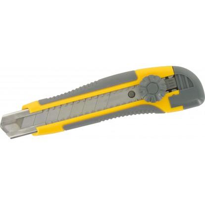 Cutter pro à molette Outibat - Lame 18 mm