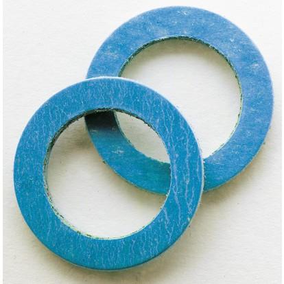 Joint caoutchouc nitrile Kevlar Gripp - Dimensions Assortiment de filetage (mm) 12 x 17 - 15 x 21 - 20 x 27 - 26 x 34 - 33 x 42 - 40 x 49 - Vendu par 8