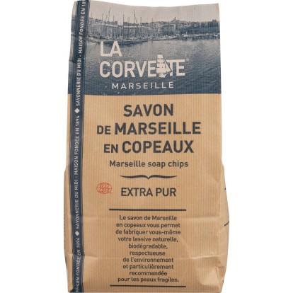 Copeaux de savon de Marseille La Corvette - 750 g