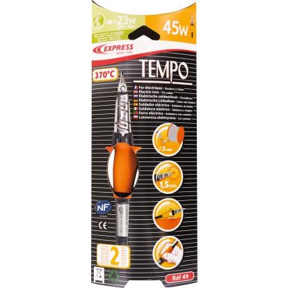 Fer à souder Tempo Express - 45 W