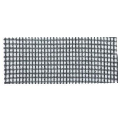 Patin maille fixation avec pince SCID - Grain 80 - Dimensions 115 x 280 mm - Vendu par 5