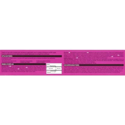 Colle PVC-U rigide Tangit - 125 g - Eau potable