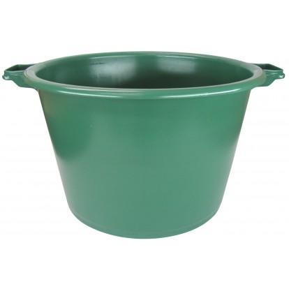 Cuveau plastique vert 50 l Bellijardin