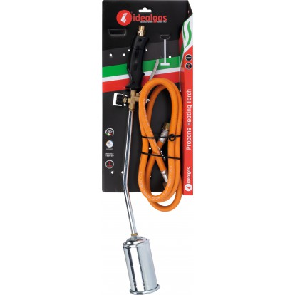 Chalumeau pour la soudure Idealgas - Brûleur diamètre 60 mm - 6,4 kW