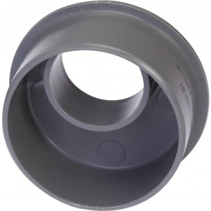 Tampon de réduction 1 piquage Mâle / Femelle Girpi - Diamètre 80 - 40 mm