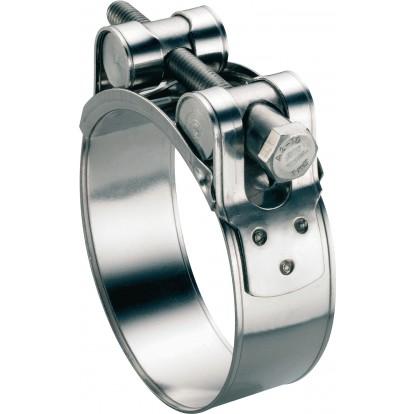 Collier à tourillons inox W4 Ace - Diamètre 40 - 43 mm - Vendu par 5