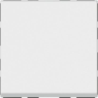Interrupteur ou va-et-vient lumineux Legrand - Mosaïc - 2 modules