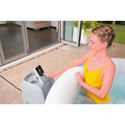 Spa gonflable rond Lay-Z-Spa® Tahiti Bestway - 2/4 places - 180 x 66 cm