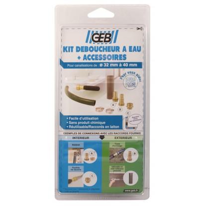 Déboucheur à eau Geb - Diamètre 32 ou 40 mm