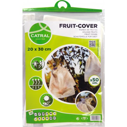 Housse de protection de fruits Catral - Vendu par 50