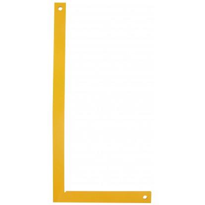 Equerre de maçon Outibat - Dimensions 50 x 25 cm