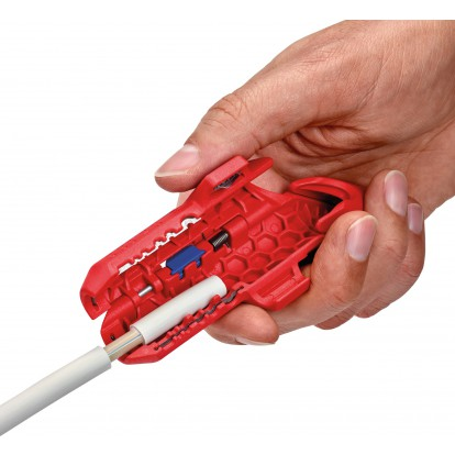 Outil à dégainer universel ErgoStrip® Knipex - 135 mm