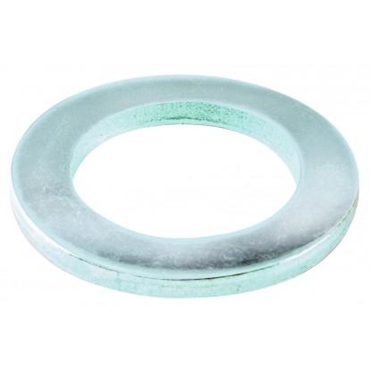 Rondelle plate acier zingué - Ø4mm - 1000pces - Fixpro