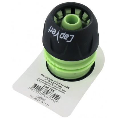 Raccord réparateur universel Cap Vert - Diamètre 13 - 15 - 19 mm