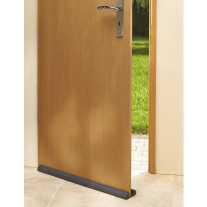Boudin de porte Mottez - Gris - Longueur 93 cm