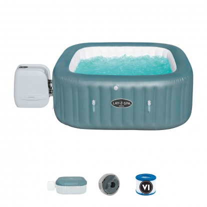 Spa gonflable Hawaii Hydrojet Pro™ Bestway - 4 / 6 places - 180 x 180 x 71 cm