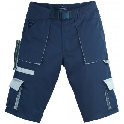 Short de travail bicolore Navy Coverguard - Taille M