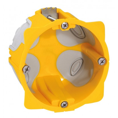 Boîte cloison sèche Energy Legrand - 1 poste