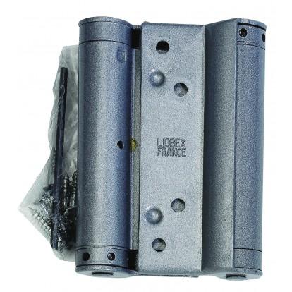 Charnière à ressort double action Torbel - Epoxy - Charge utile 12 kg