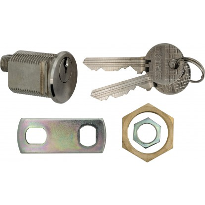 Cylindre pour boîtes aux lettres ouverture totale - Agrée PTT