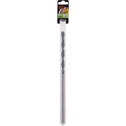 Mèche à bois 3 pointes SCID - Longueur 300 mm - Diamètre 12 mm