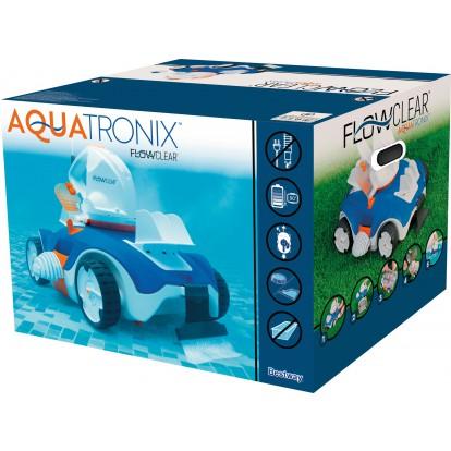 Robot piscine Aquatronix Bestway - Débit 2700 l/h