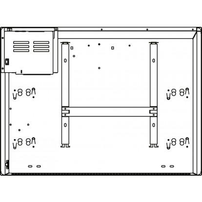 Panneau rayonnant LCD Varma - 1500 W